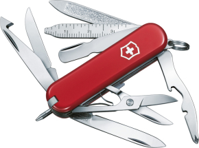 0.6385 Victorinox MiniChamp Red Нож складной