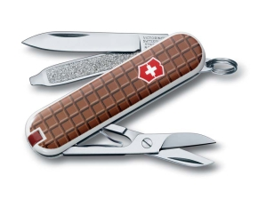 0.6223.842 Victorinox Classic The Chocolate Нож складной