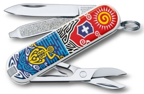 0.6223.L1806 Victorinox Classic New Zealand, Limited Edition 58мм, 7 функций